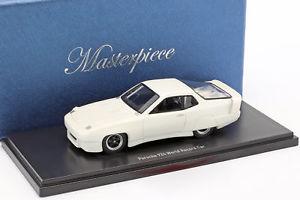 【送料無料】模型車 モデルカー スポーツカー ポルシェホワイトカルトporsche 924 world record car 19761977 wei 143 autocult