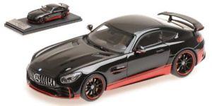 【送料無料】模型車 モデルカー スポーツカー メルセデスレッドストライプブラックモデルリアルタイム