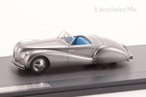 【送料無料】模型車 モデルカー スポーツカー アルファロメオカブリオレマトリックスalfa romeo tipo 256 cabriolet 1939 matrix 143 neuovp
