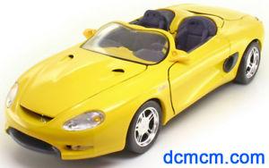 【送料無料】模型車 モデルカー スポーツカー フォードマスタングマッハコンセプト118 ford mustang mach iii concept 1993 maisto, ovp, neu