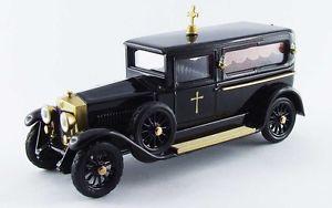 【送料無料】模型車 モデルカー スポーツカー モデルリィアットfiat 519 carro funebre 1924 143 model rio
