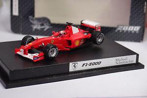 【送料無料】模型車 モデルカー スポーツカー レッドラインフェラーリミハエルシューマッハred line ferrari f1 2000 michael schumacher 143