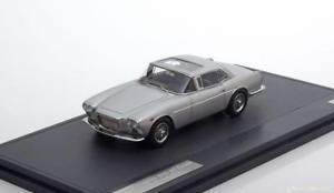 【送料無料】模型車 モデルカー スポーツカー マトリックスマセラティマセラティグアテマーペピニンファリーナシルバー143 matrix maserati 5000 gt coupe pininfarina 1962 silver