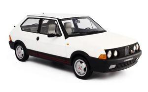 【送料無料】模型車 モデルカー スポーツカー フィアットアバルト118 fiat ritmo 130 tc abarth 1983 laudoracing lm100c edition limit 200p