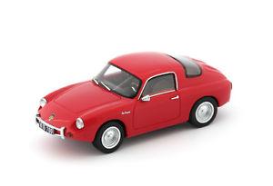【送料無料】模型車 モデルカー スポーツカー カルトintermeccanica imp von 1961, rot, von autocult in 143