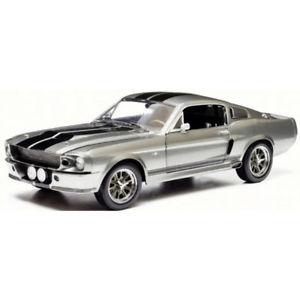 【送料無料】模型車 モデルカー スポーツカー フォードマスタングシェルビーグリーンライトford mustang shelby gt500 gone 60 seconds 1967 polished 118 12959 greenlight