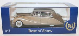 【送料無料】模型車 モデルカー スポーツカー ボスモデルスケールロールスロイスシルバーbos models 143 scale 193942 rolls royce silver wraith hooper empress line