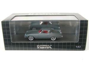 【送料無料】模型車 モデルカー スポーツカー ナッシュランブラーパームピニンファリーナビーチシルバーnash rambler palm beach by pininfarina silver 1956