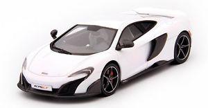 【送料無料】模型車 モデルカー スポーツカー マクラーレンシリカホワイトモデルmclaren 675lt silica white 143 model true scale miniatures