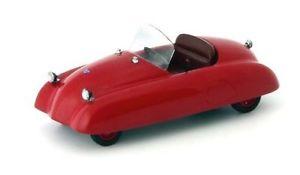 【送料無料】模型車 モデルカー スポーツカー ボリュームグラフィカルモデルカーカルトvolugrafo bimbo 46 1946 red 143 model autocult