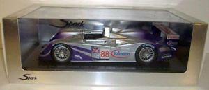 【送料無料】模型車 モデルカー スポーツカー スパークチームアウディ#ルマンspark 118 s1806 audi r8 team veloqx 88 2nd le mans 2004