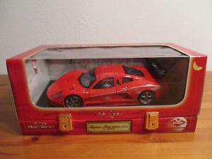 【送料無料】模型車 モデルカー スポーツカー  go 118 guiloy hispano suiza hs 21 gts neu ovp rot