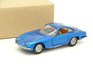 【送料無料】模型車 モデルカー スポーツカー ランボルギーニグアテマラpolitoys 143 lamborghini 350 gt bleue 539