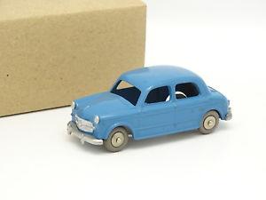 【送料無料】模型車 モデルカー スポーツカー フィアットヌォーヴァmercury 143 fiat nuova 1100 bleue n13