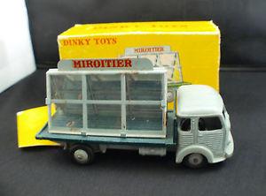 【送料無料】模型車 モデルカー スポーツカー dinky toys f n 33 c camion simca cargo miroitier en boite