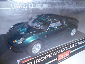 【送料無料】模型車 モデルカー スポーツカー サンスターロータスエリーゼsun1034 by sun star lotus elise 111s 1999 118
