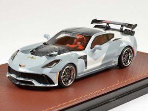【送料無料】模型車 モデルカー スポーツカー シボレーコルベットワイドボディ
