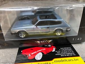 【送料無料】模型車 モデルカー スポーツカー ネオスケールモデルリライアントシミターセneo scale models 43746 reliant scimitar se6 143 resin modelcar