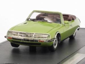 【送料無料】模型車 モデルカー スポーツカー シトロエンヘンリーブラウングリーンマトリックスcitroen sm mylord by henry chapron 1971 browngreen 143 matrix mx10304022