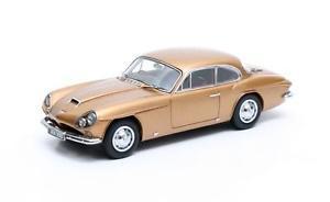 【送料無料】模型車 モデルカー スポーツカー イェンセンゴールドメタリックマトリックスjensen cv8 mkii gold metallic 1965 matrix 143 mx41002071