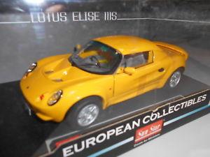 【送料無料】模型車 モデルカー スポーツカー サンスターロータスエリーゼsun1033 by sun star lotus elise 111s 1999 118