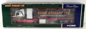 【送料無料】模型車 モデルカー スポーツカー スケールスカニアキャブエディストバートcorgi 150 scale cc12802 scania tcab bulk tipper eddie stobart ltd