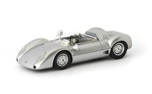 【送料無料】模型車 モデルカー スポーツカー ポルシェスパイダーシルバーカルトporsche 550 durlite spyder silver 1959 autocult 143 ac07007
