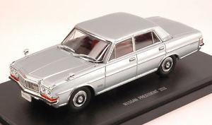 【送料無料】模型車 モデルカー スポーツカー シルバーモデルnissan president 252 1987 silver 143 model 45307 ebbro