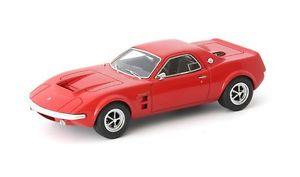 【送料無料】模型車 モデルカー スポーツカー フォードマッハカルトford mach 2 conceptred1967 autocult 143 ac06014