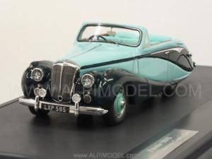 【送料無料】模型車 モデルカー スポーツカー マトリックスdaimler db18 empress convertible hooper 1951 143 matrix mx40402041