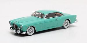 【送料無料】模型車 モデルカー スポーツカー クライスラーギアクーペグリーンマトリックスchrysler st special ghia coup green 1954 matrix 143 mx40303011