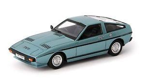 【送料無料】模型車 モデルカー スポーツカー クーペグリーンメタリックカルトtvr tasmin coupgreenmetallic 1980 autocult 143 ac02010