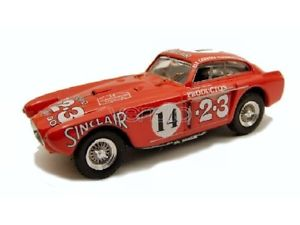 【送料無料】模型車 モデルカー スポーツカー タイプモデルフェラーリメキシコカレラカナart model am0191 ferrari 340 mexico n14 retcarrera messicana 1952 ascariscotu