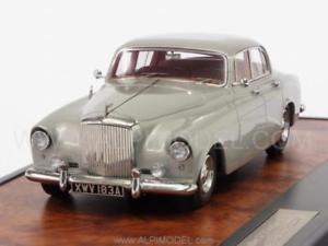 【送料無料】模型車 モデルカー スポーツカー ベントレースポーツセダンマトリックスbentley s2 continental sports saloon hooper 1959 143 matrix mx40201141