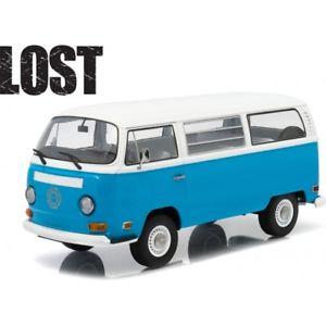 【送料無料】模型車 モデルカー スポーツカー バステレビシリーズコレクションvw bus t2b 1971 lost tv series 20042010 artisan collection 118 automodelli v