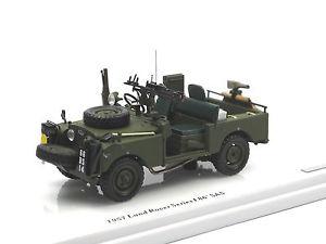 【送料無料】模型車 モデルカー スポーツカー モデルランドローバーシリーズパトロールtsm model 1957 land rover series i 86 sas patrol vehicle 143