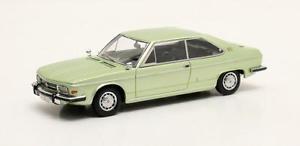 【送料無料】模型車 モデルカー スポーツカー タトーペグリーンメタリックマトリックスtatra 613 vignale coup green metallic 1974 matrix 143 mx41901021
