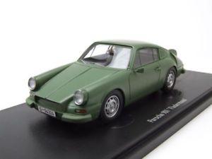 【送料無料】模型車 モデルカー スポーツカー ポルシェプロトタイプアデーレダイモデルカーカルトporsche 901 prototyp fledermaus 1963 grn, modellauto 143 autocult
