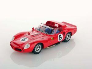【送料無料】模型車 モデルカー スポーツカー フェラーリ#ルマンヒルlooksmart ferrari 330 tri 6 24 le mans 1962 gendebienhill lslm023