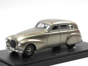 【送料無料】模型車 モデルカー スポーツカー コームコームカーカルトカーシャーシメルセデスautocult 04012 1939 kamm k3 kammwagen chassis mercedes 170v 143