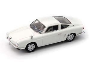 【送料無料】模型車 モデルカー スポーツカー カルトマティーニタイプホワイトautocult bmw 700 martini type 4 1964 white 143 atc60005