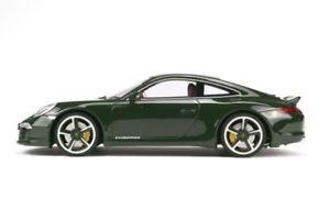 【送料無料】模型車 モデルカー スポーツカー ポルシェクラブクーペダークグリーングアテマラグアテマラporsche 911 991 club coupe dunkelgrn 118 gtspirit  lt;lt; gt007cs