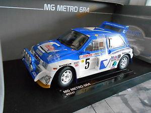【送料無料】模型車 モデルカー スポーツカー ラリーモンテカルロ#コンピュータサンスターmg metro 6r4 rallye grb monte carlo 5 pond computer sun5537 1986 sunstar 118