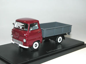【送料無料】模型車 モデルカー スポーツカー カルトフォードテムズプラットフォームトラックautocult 08001, 1957 ford thames 400e pritschenwagen, 143