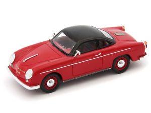【送料無料】模型車 モデルカー スポーツカー ポルシェカルトテラムautocult porsche teram puntera 1958 red 143 atc02014