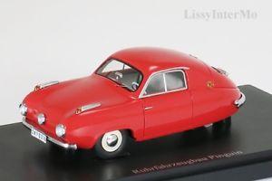 【送料無料】模型車 モデルカー スポーツカー ペンギンドイツカルトruhrfahrzeugbau pinguin ii germany, 1955 autocult 143 neuovp