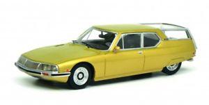 【送料無料】模型車 モデルカー スポーツカー シトロエンブレーキ143 schuco citroen sm shooting brake 450903400