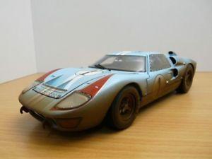 【送料無料】模型車 salie モデルカー mans スポーツカー du フォードルマンford gt40 n1 2nd 24h du mans 1966 version salie 118, assure(アシュレ):75be0415 --- sunward.msk.ru