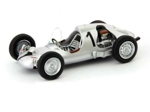 【送料無料】模型車 モデルカー スポーツカー カルトオットーマスフライヤーシルバーautocult otto math fetzenflieger 1952 silver 143 atc07002