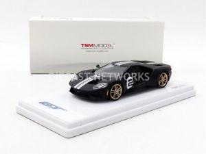 【送料無料】模型車 モデルカー スポーツカー ミニチュアフォードヘリテージエディションtruescale miniatures 143 ford gt heritage edition 2016 tsm430136